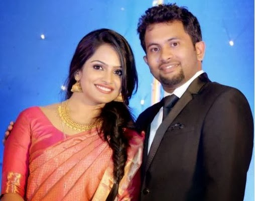 Aju Varghese and Augustine marriage reception photos