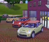 Mini Cooper Park Etme