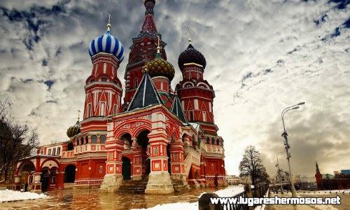 Atractivos y lugares historicos en Moscu