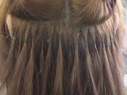 Nina x salon urusan hair extension kami jagonya gaya lem pmusecretfo Images