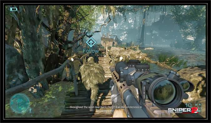 Sniper Ghost Warrior 2 pc screen shot