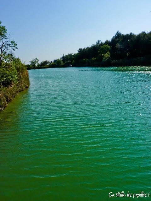 Ca titille les papilles !, Lac, Source d'eau, Montpellier
