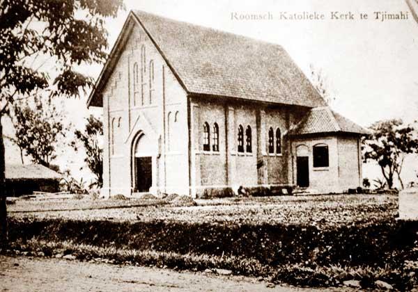 Kathioliek Kerk Tjimahi