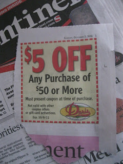 Doris coupon