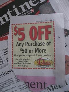 Doris coupon