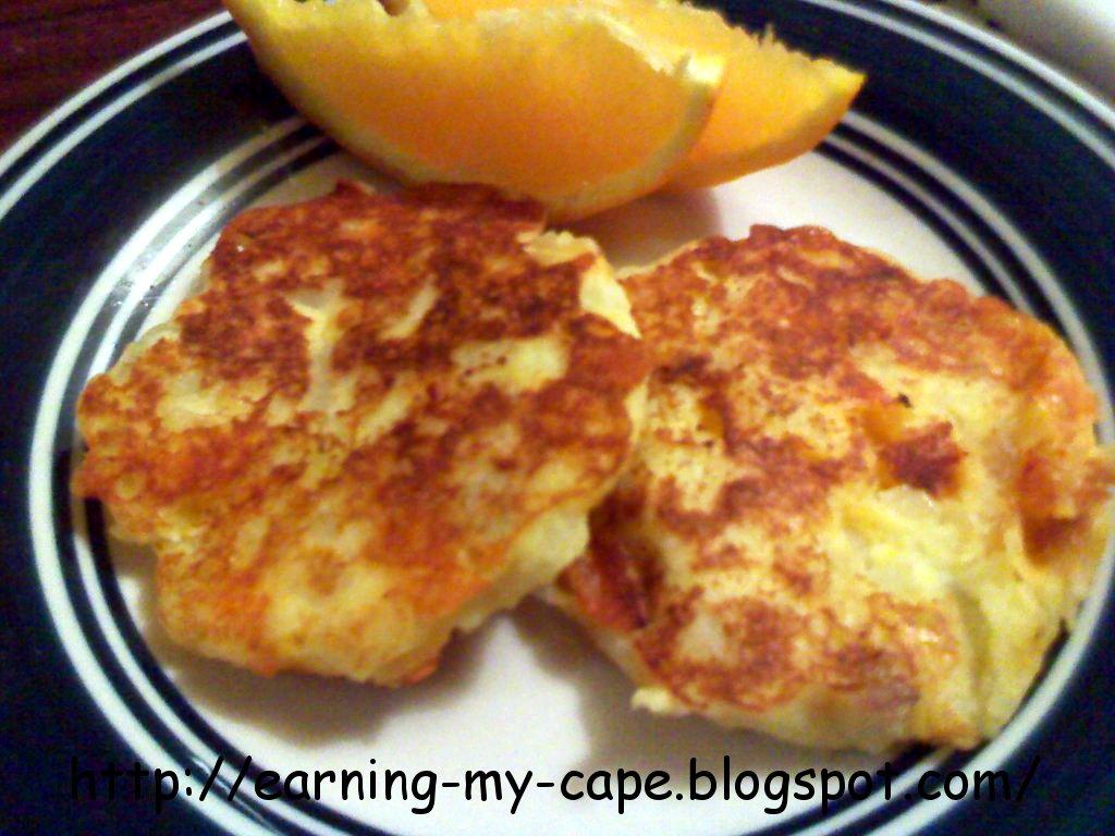 Leftover Parmesan Mashed Potato Patties Recipe — Dishmaps