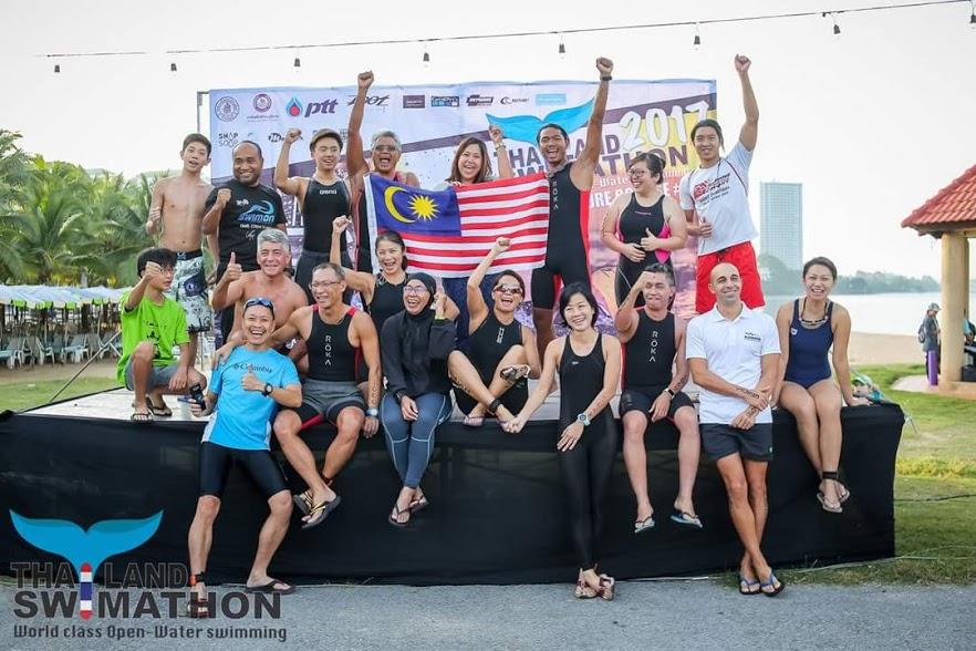 Thailand Swimathon Pattaya 10km