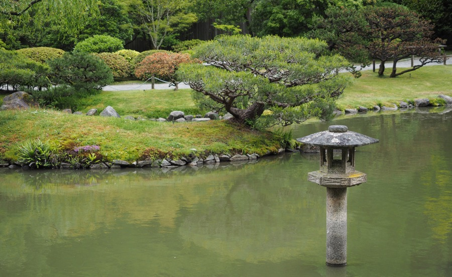 USA: Seattle Japanese Garden   A Slice Of Kyoto In The Pacific Northwest