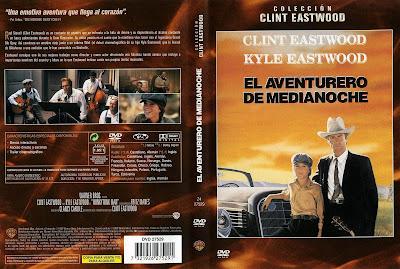 Caratula, cover, dvd: El aventurero de medianoche | 1982 | Honkytonk Man