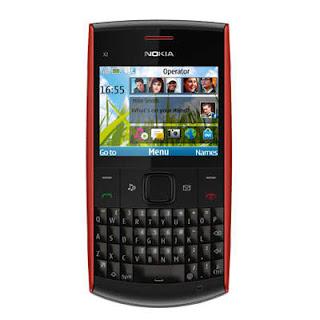 HP Nokia X2-01