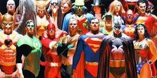 10 Superhero akan muncul?