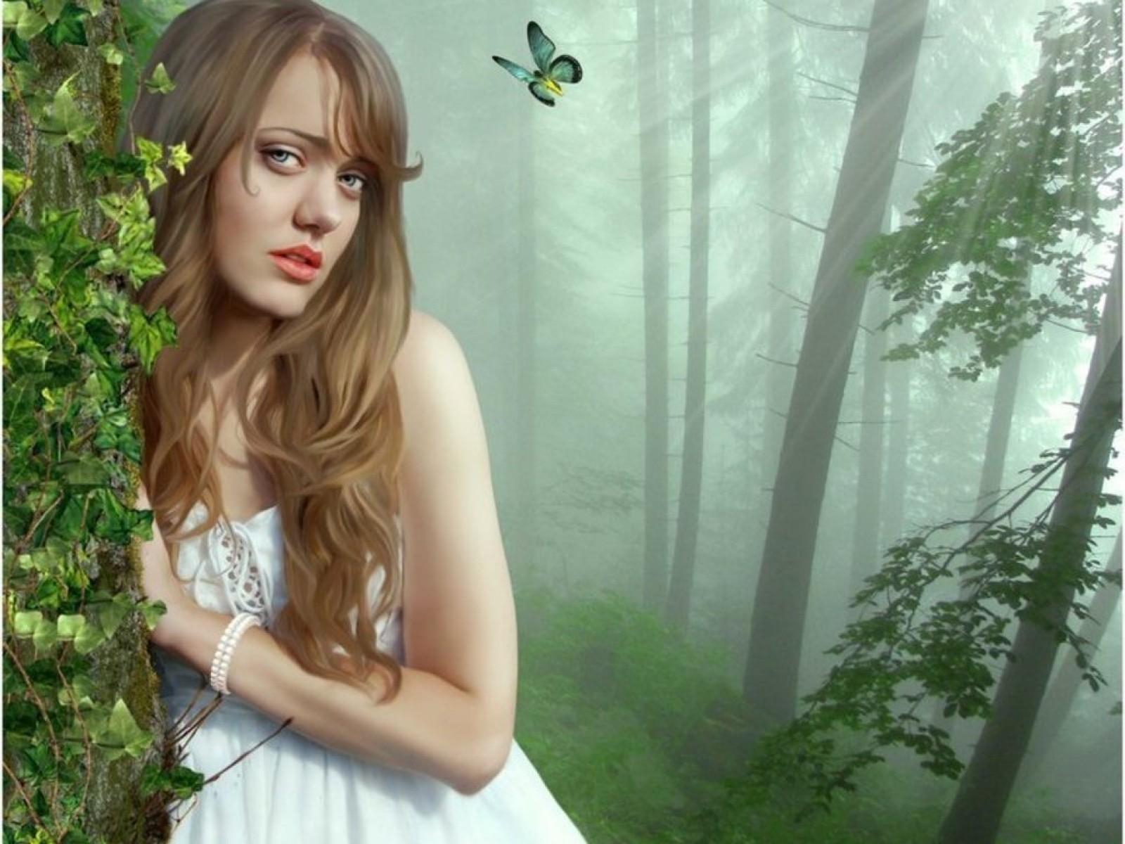 Прижался к девушке в лесу рассказ 19 фотография