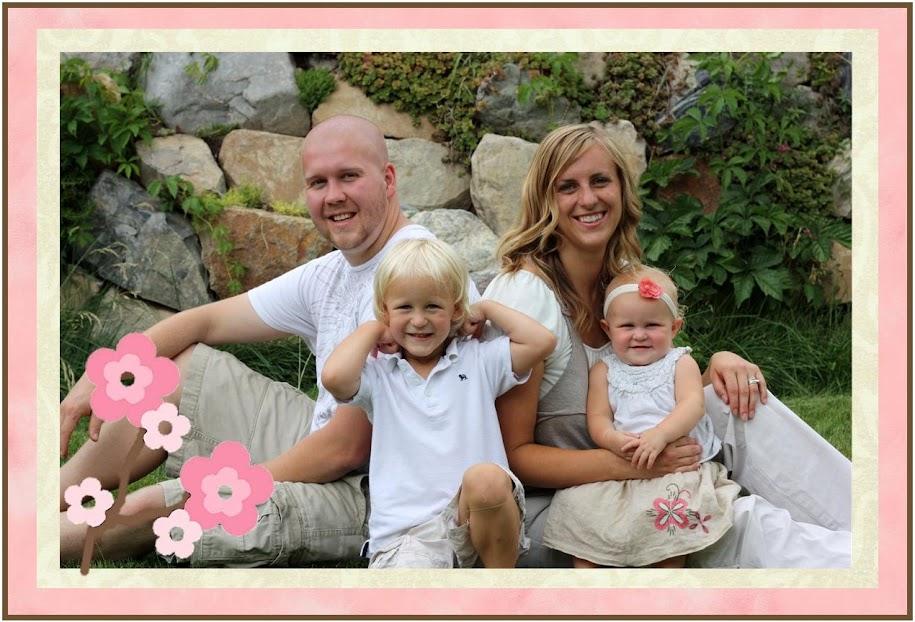 Todd, Sienna, Roman & Paisley