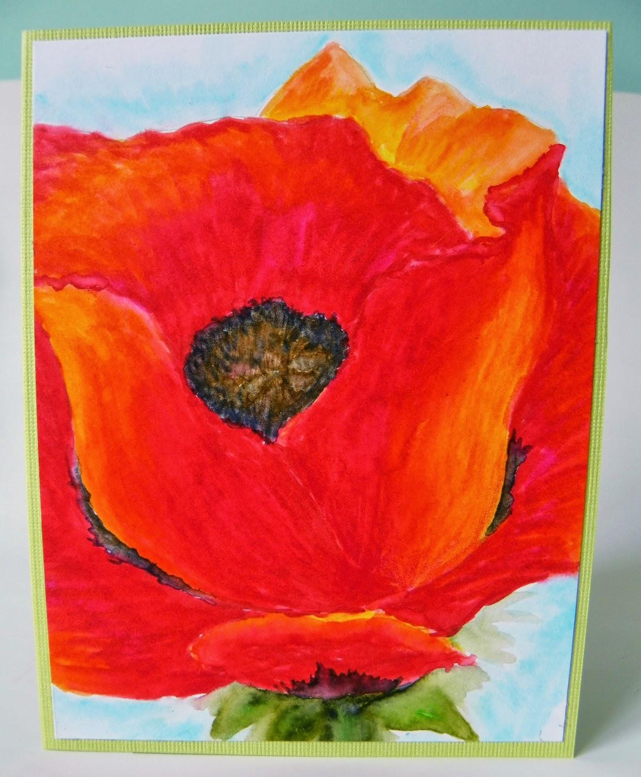 Lynn Norton: Watercolour