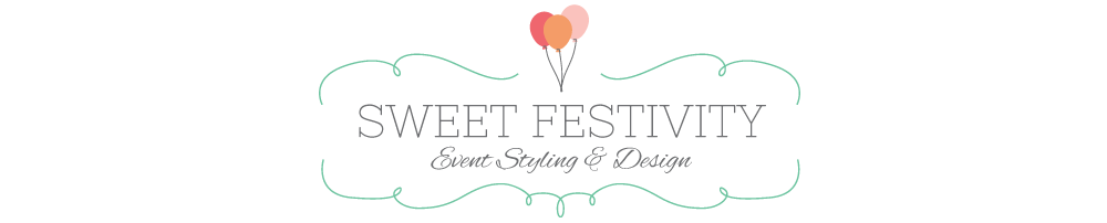 Sweet Festivity | Event Styling & Design