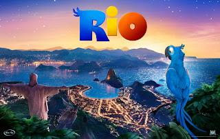 Rio Movie, Rio Poster