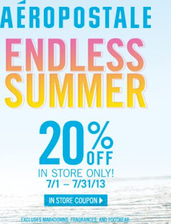 aeropostale printable coupons