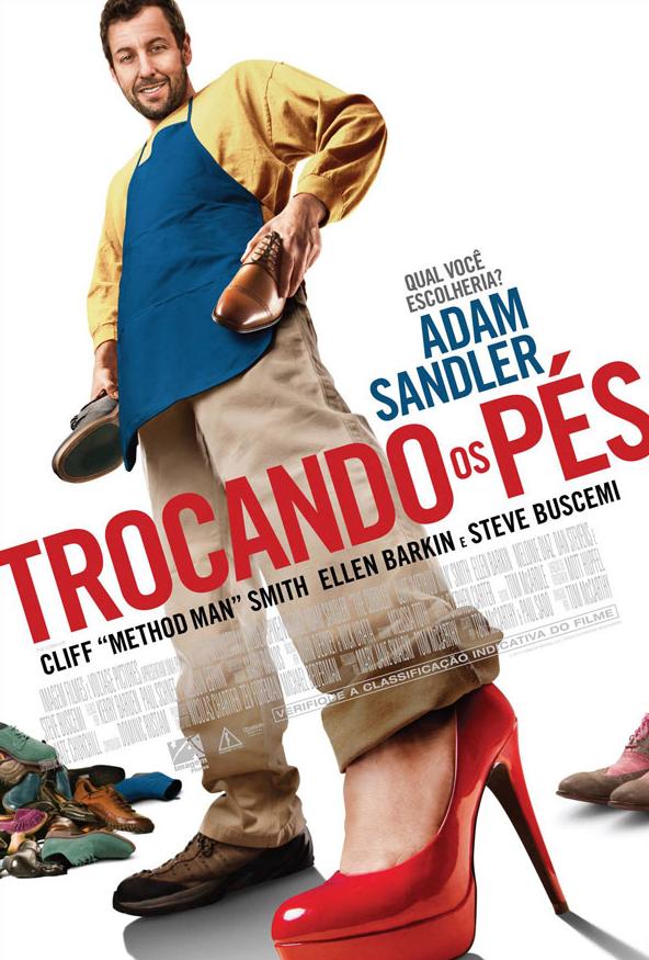 Trocando os Pés – Legendado (2014)