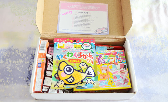 Blippo's Japan Candy Box makes the perfect gift for anyone who loves Asian snacks, and the June 2015 subscription comes with a bunch of Japanese gummies, gum, biscuits, and more!