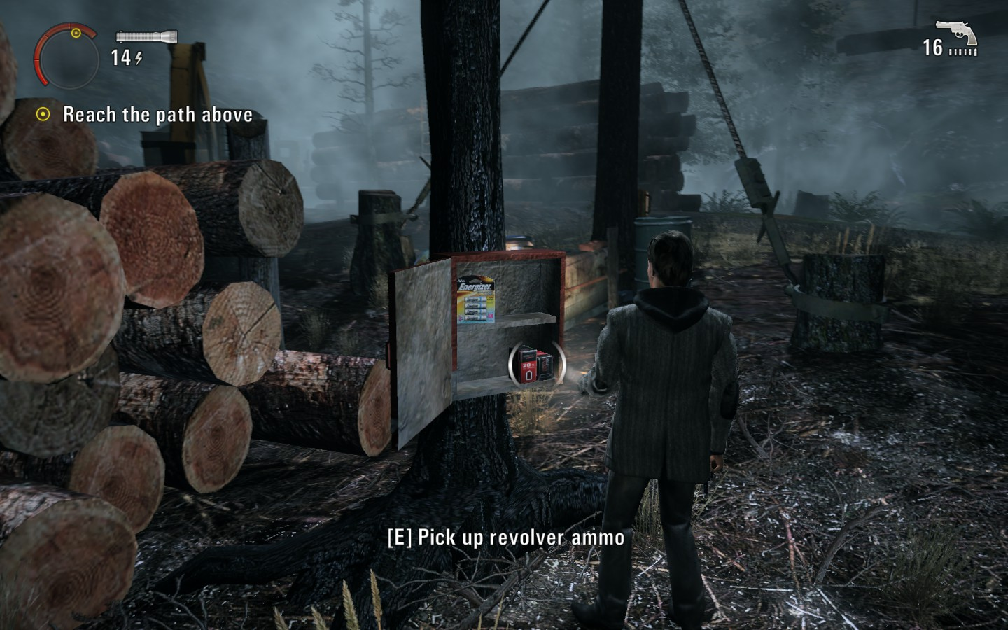 Serial Bus Alan Wake Ridiculous Video Game Product Placement Examples
