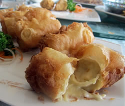 Resep durian Goreng