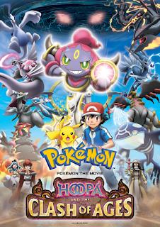 Pokémon 18º Filme: O Gênio dos Anéis Hoopa Legendado
