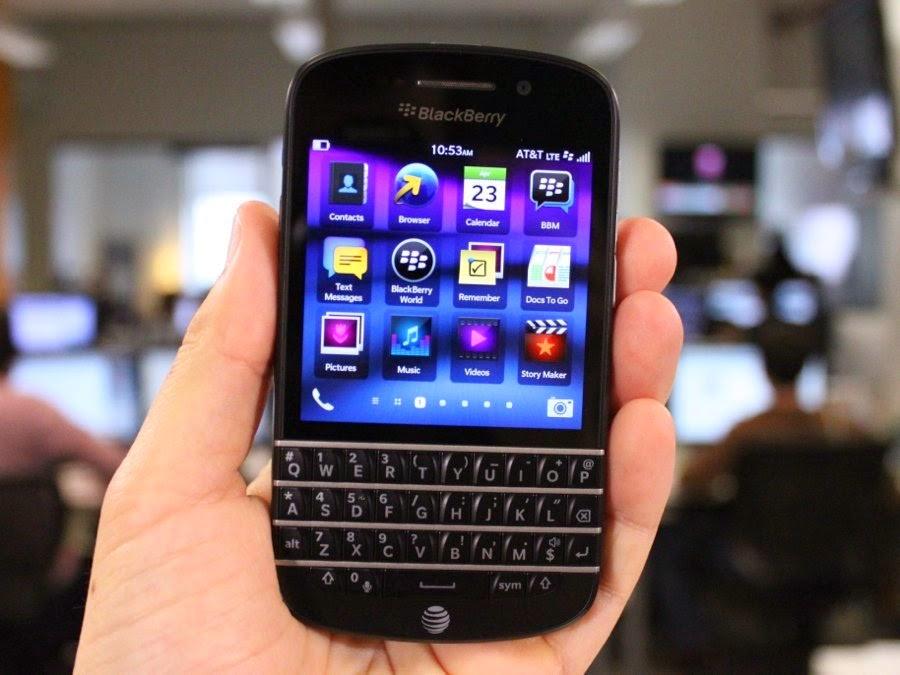 Harga Selangit, BlackBerry Q10 BM Tetap Dilirik Hampir Terjual 2.000 Unit