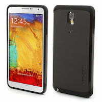 Slim Armor Case for Samsung Galaxy Note 3 N9000 N9002 N9005 - Black