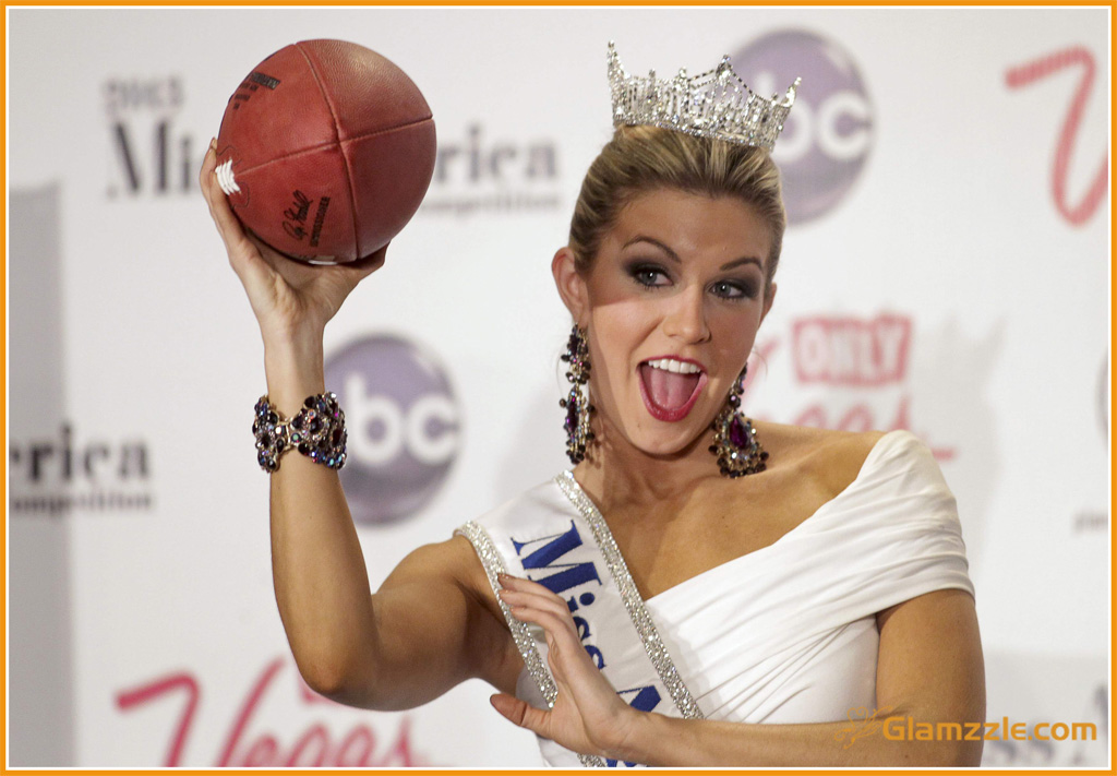 TV My Wife Watches: Wednesday's Wifey: Miss America Mallory Hagan