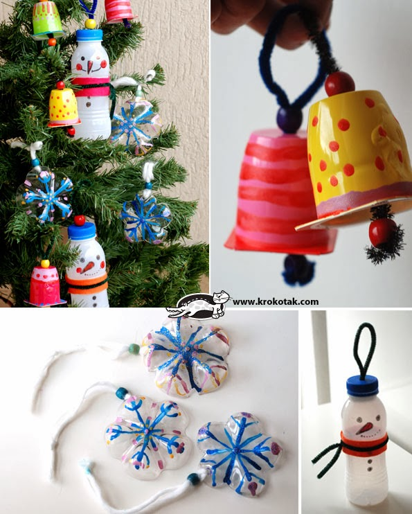 Easy craft idea toys from waste material suitable for - Waste material craft images ...