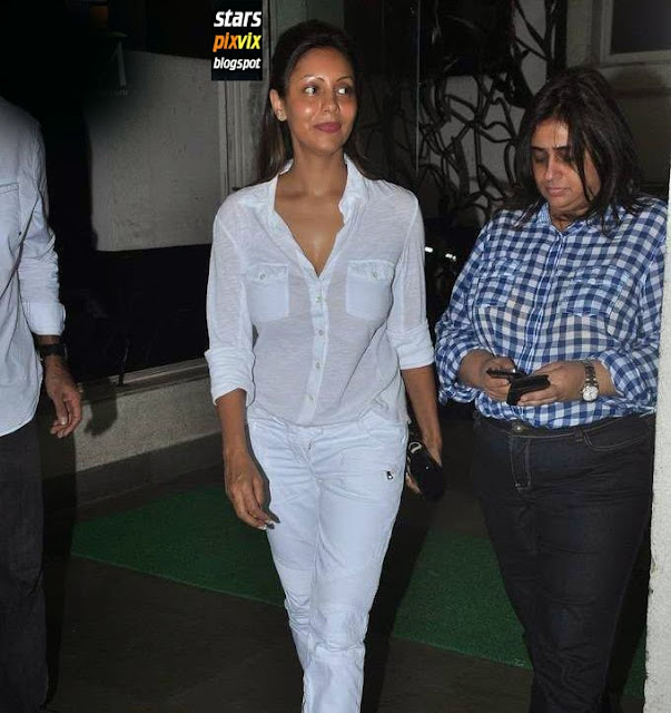 Absolutely Gauri khan naked fucked think, that