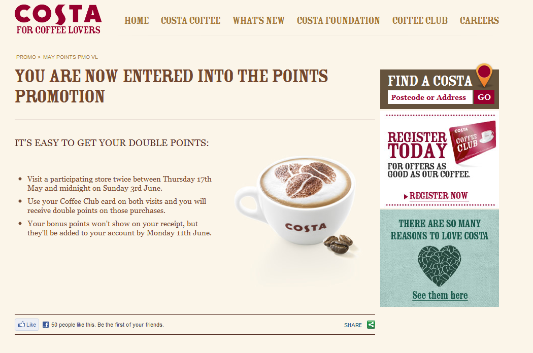 costa coffee pricing strategy Our strategy is to provide sustainable long-term value for our shareholders by growing our detailed share price table costa bought coffee nation in 2011.