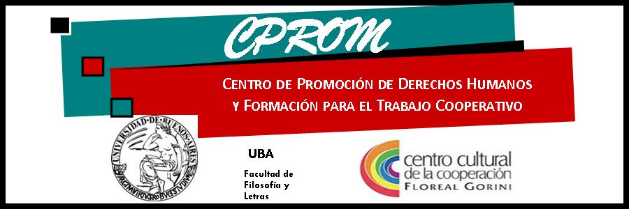 Centro de Promoción de Derechos Humanos y Formación para el Trabajo Cooperativo