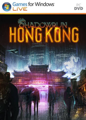 Shadowrun Hong Kong PC Game