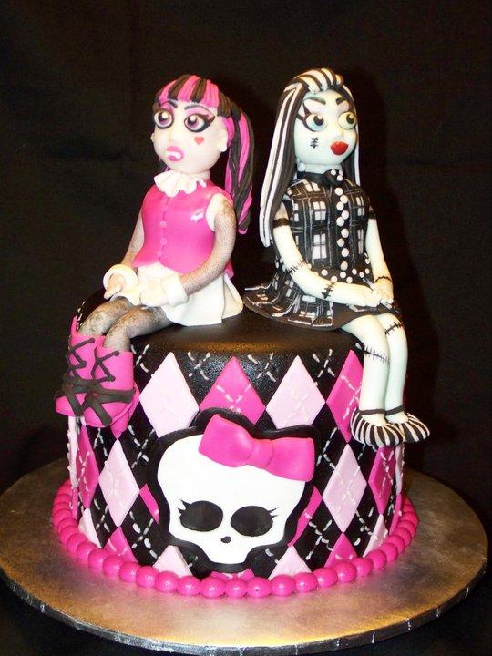 Cakes By Kristen H Monster High Cake