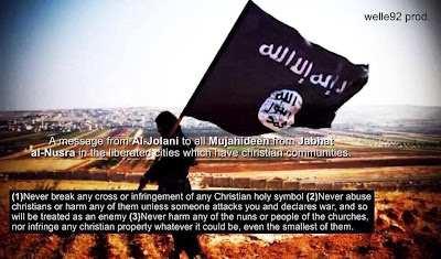 Alleged directives of AQ-JAN's leader al-Jolani on the treatment of Christians