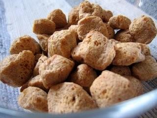 la végé du quartier ouvrier: protéines de soja texturées