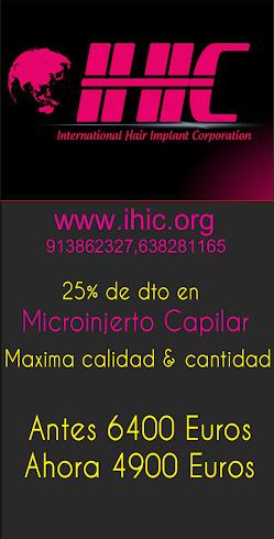 Microinjerto Capilar Oferta