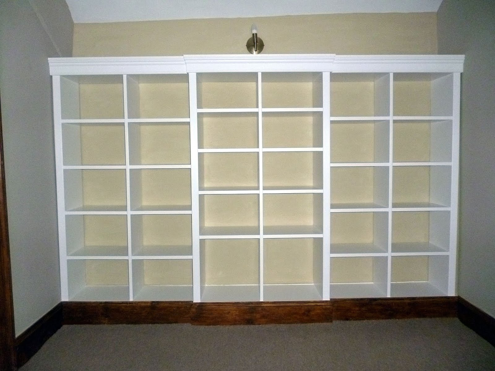 another bespoke bookcase