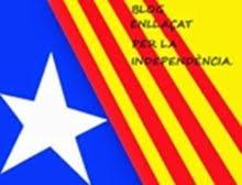 Blog enllaçat amb la cadena virtual de blogs per la independència