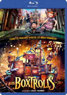 Los Boxtrolls [2014] Audio Latino BRrip XviD [NL][RG][UP][LT][1F]