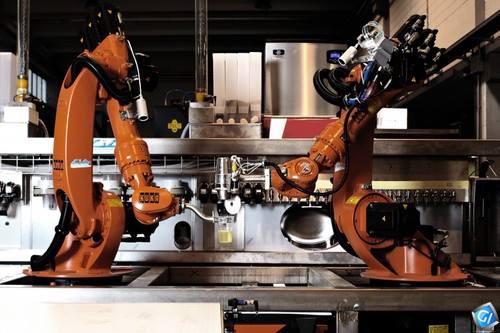 Makr Shakr Bartender Robots