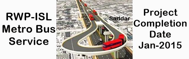 Rawalpindi Islamabad Metro Bus Service