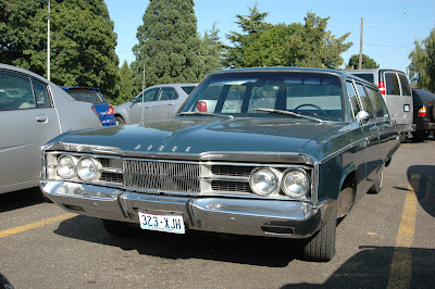 1967 Dodge Polara Wagon.