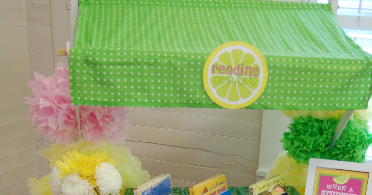 Classroom Design Kit ~ Pink lemonade classroom design kit simply sprout