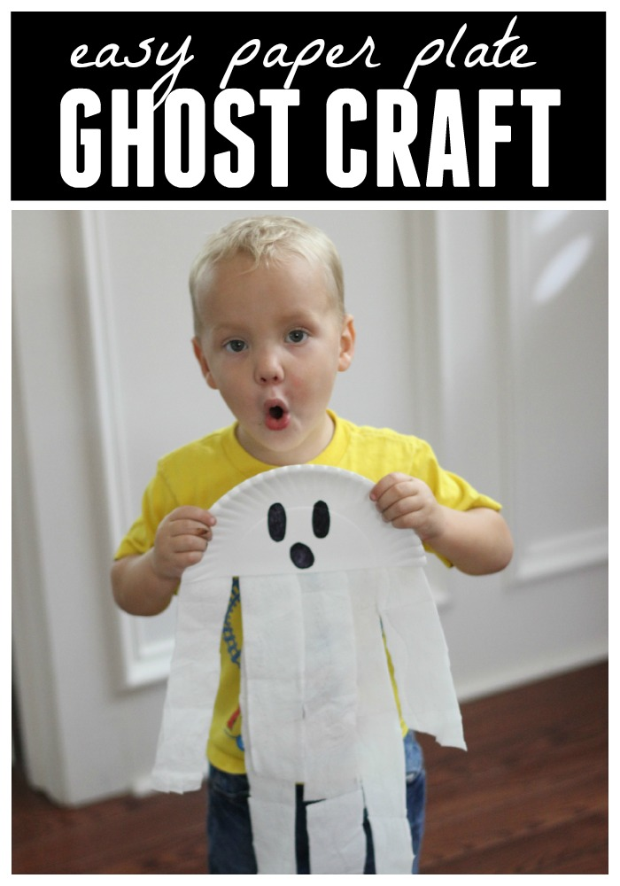 Today we are sharing a super easy paper plate ghost craft! This would be a perfect Halloween party craft if you want to keep things super simple and use ...  sc 1 st  Toddler Approved! & Toddler Approved!: Paper Plate Ghost Craft for Preschoolers