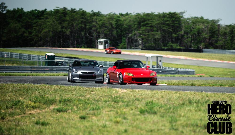 Nissan GT-R & Honda S2000