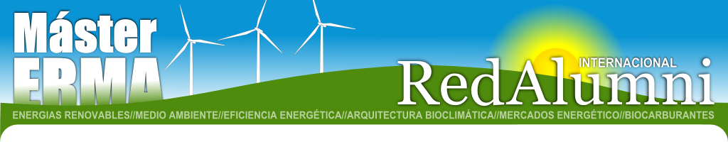 Master Energias Renovables UPM Madrid ERMA