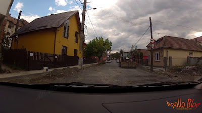 Reabilitare drumuri Toplita