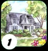 El test de las casas
